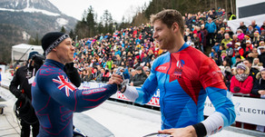 Q&A. @tom_ashley26 asks: What's the best thing about bobsleigh?
