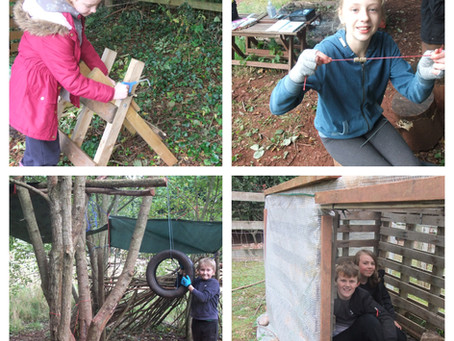 Year 6 Forest School