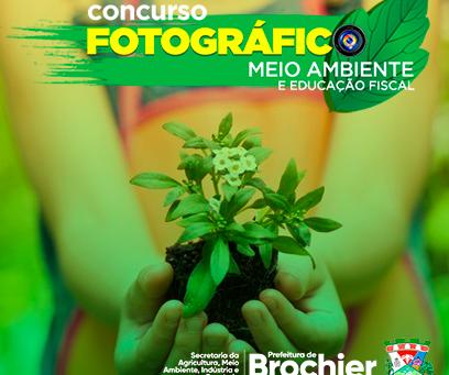 Resultado do I Concurso Fotográfico com o tema Meio Ambiente e Educação Fiscal de Brochier/RS