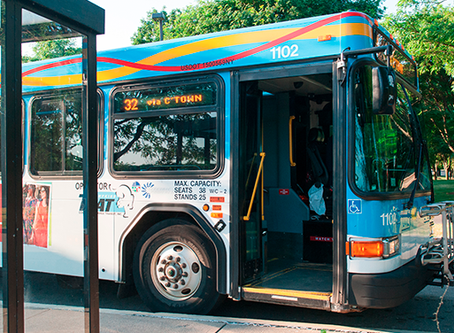 TCAT service slightly reduced after New Year's Day through Jan. 18