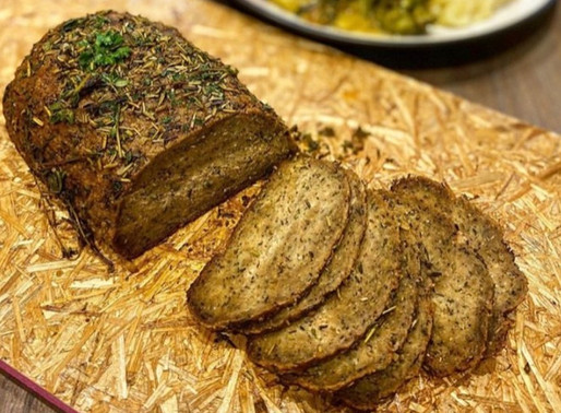 Enjoy the perfect Vegan Roast Beef Seitan Recipe