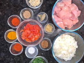 Coronavirus: The start of my live cook along series (Lesson 1: Chicken Karahi)