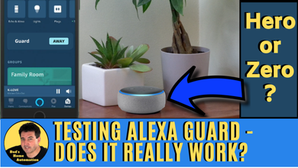 Can it An Alexa Echo Device Really Detect CO Alarms & Breaking Glass?