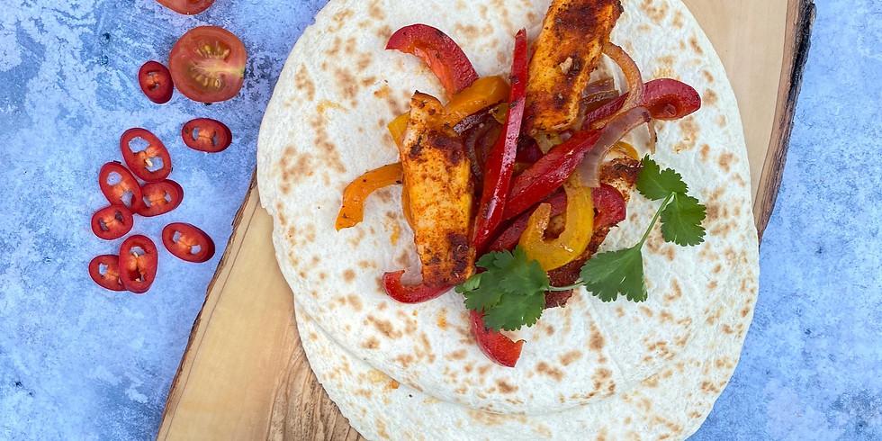 Zoom 6 or 12 week Cookery Skills Programme