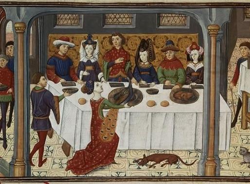 Храната през Средните векове -Част 1