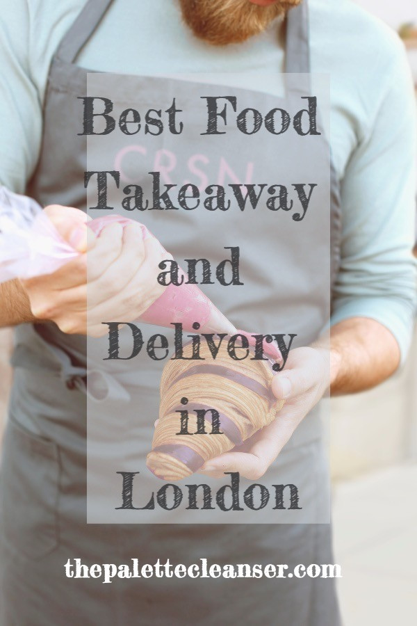 food takeaway and delivery London