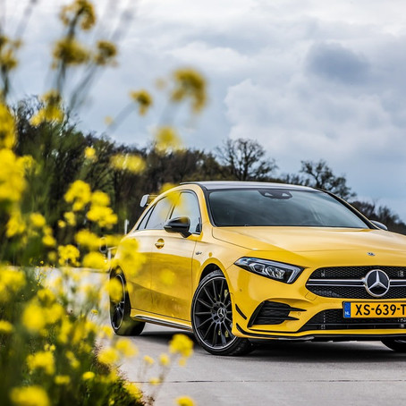 AMG A35: THE BEST EXOTIC HATCHBACK??