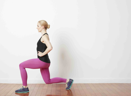 Why I love lunges
