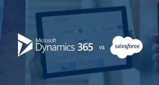 Microsoft Dynamics 365 vs. Salesforce: What's the Best Long-Term CRM Solution?
