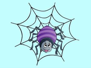 Spinnen: Versjes