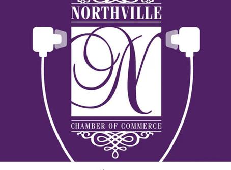 Iron Journey Fitness on the Northville Chamber Pod
