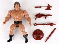 The Story Behind The RARE 1981 Savage He-Man (Wonder Bread) Action Figure.