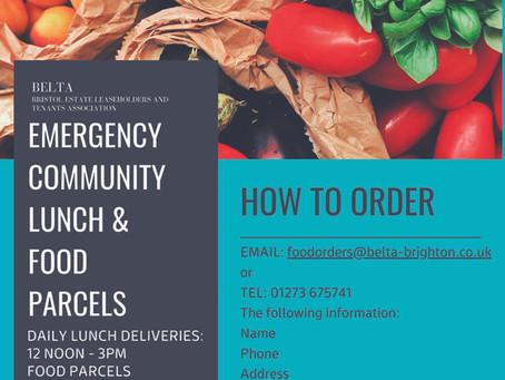 Emergency Food Appeal