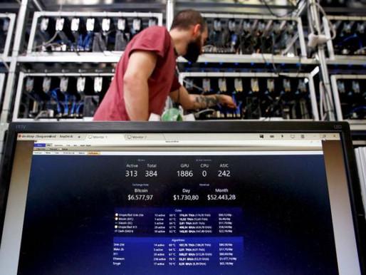 El recorte del bitcoin, listo para sacudir los criptomercados en el 2020