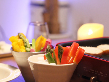 【レシピ】にんにくとアンチョビのディップソース