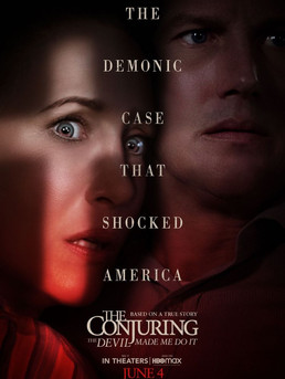 The Conjuring The Devil Made Me Do It Free Movie Download
