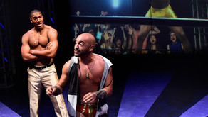 Theater for Right Now - The Elaborate Entrance of Chad Deity is a play for America Today