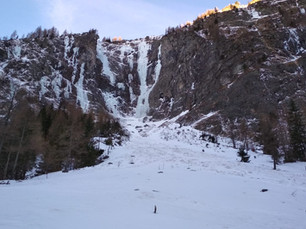 Ledy Rakousko – Anlauftal Eisarena