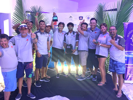 Europa Subic Sailing Wins Overall in Busuanga Cup! Bellatrix Sets New Offshore Record!