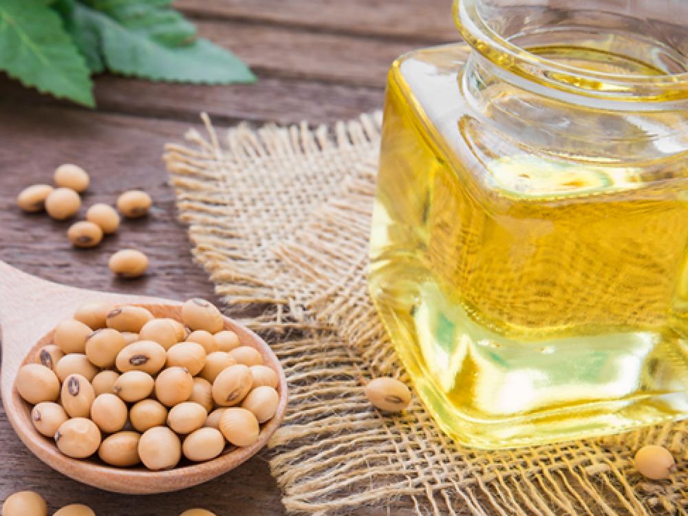 Aceite de soja - Nutricionista Vegetariana Karina Herrera