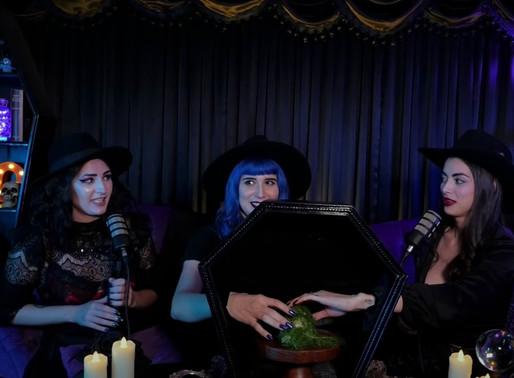 Let's Get Spooky Panel Recap   Comic-Con@Home 2020