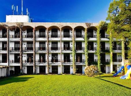 Hotel Laje de Pedra encerra atividades