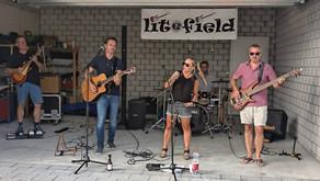 """Litefield als """"Garage-Band"""""""