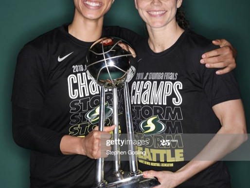 Two Israeli Players Just Won the WNBA Championship