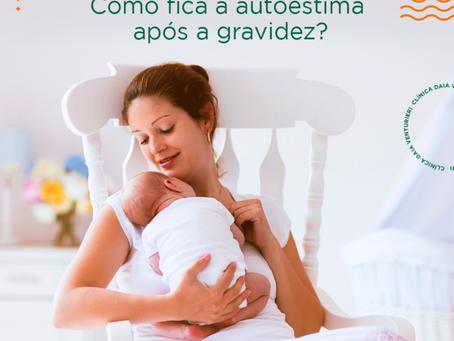 Mês das Mães - Como fica a autoestima após a gravidez?