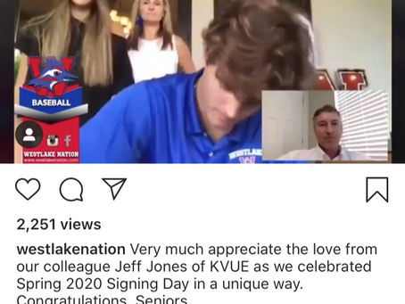 Signing Day at Westlake High