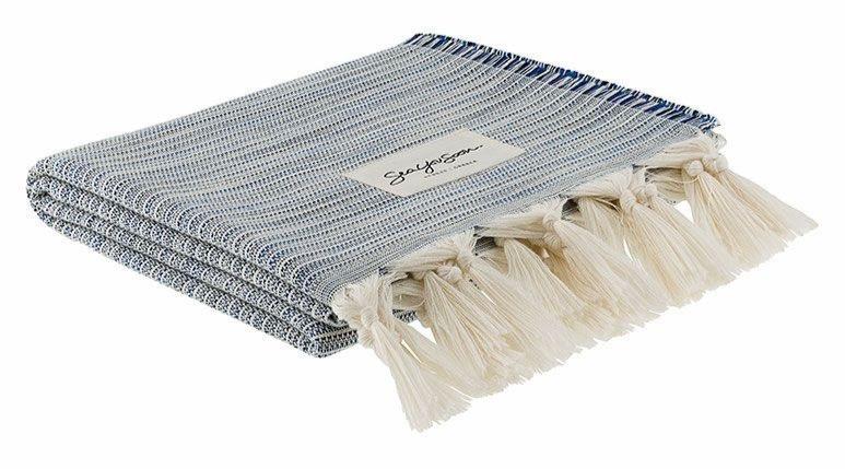 """Πετσέτες Sea You Soon βρήκαμε στο κατάστημα """"Αργαλειός"""" στη Νέα Μάκρη"""