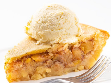 THE BEST KETO APPLE PIE YOU'LL EVER HAVE