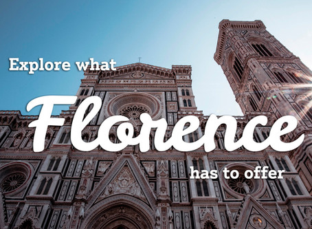 Florence - The Best City in Europe?