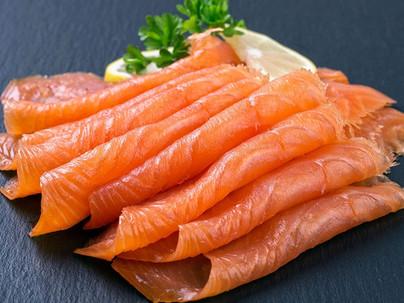 Food Stats: Smoked Salmon