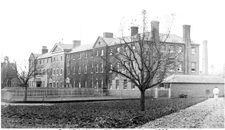 1886: Sing song at the workhouse on New Year's Eve