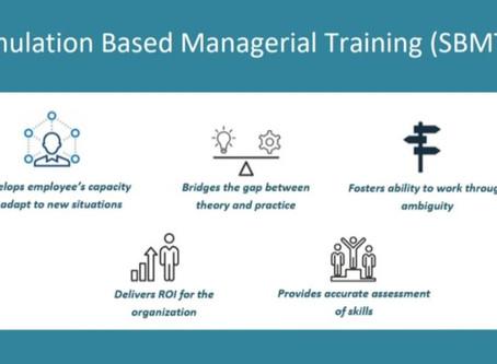 Simulation Based Managerial Training (SBMT)