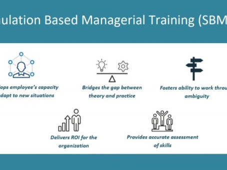 Simulation Based Managerial Training (SBMT)