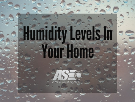 Humidity Levels and Your Home: Finding the Right Balance