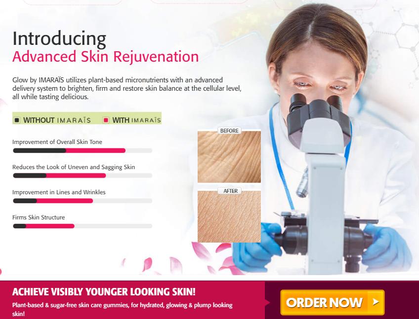 Imarais Beauty Glow US, CA, UK, Official Website, Benefits, Uses & Work    home