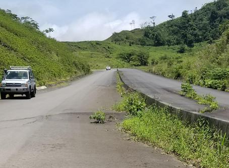 Another day, more Landslides
