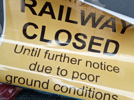 A sad visit to Wat Tyler Miniature Railway