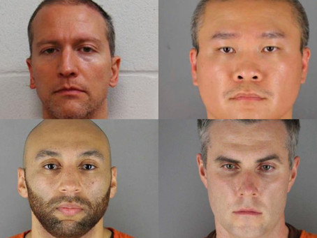 What We Know About the Four Former Officers Involved in the Death of George Floyd