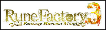 Rune Factory 3: A Fantasy Harvest Moon (DS)