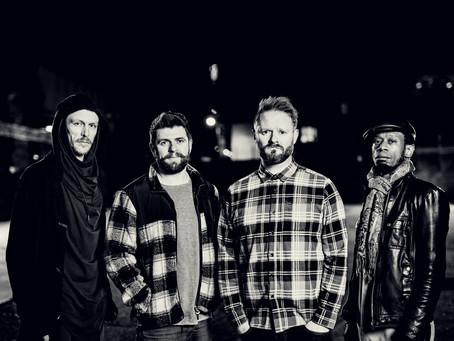 Interview with the Desert Funk band, Esteban's drummer, Samuel