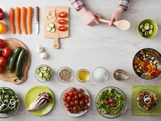 Habilidades culinárias afiadas: a chave para uma alimentação saudável