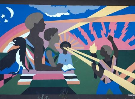 The Power of Art: #BlackLivesMatter Mural