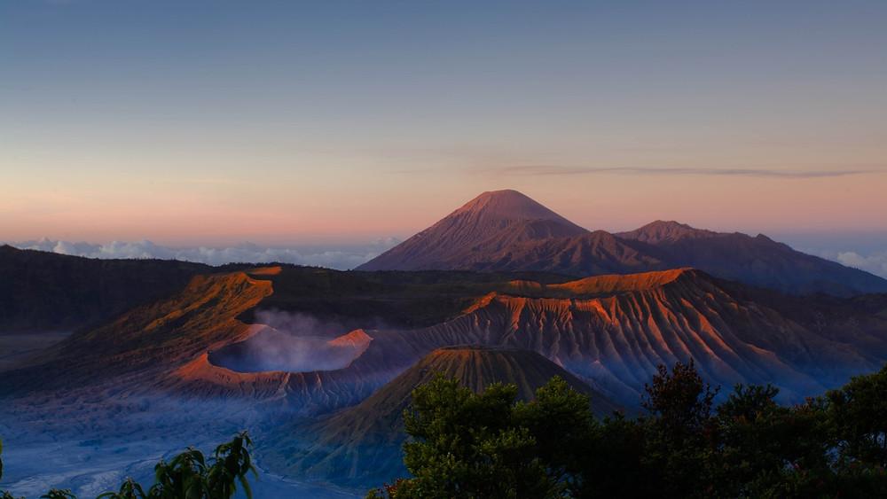 Volcan Broma Java
