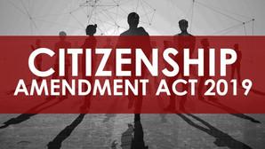 CAA: Protection of Persecuted Minorities