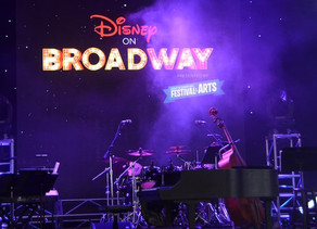 Disney on Broadway Performers Revealed for Epcot International Festival of Arts
