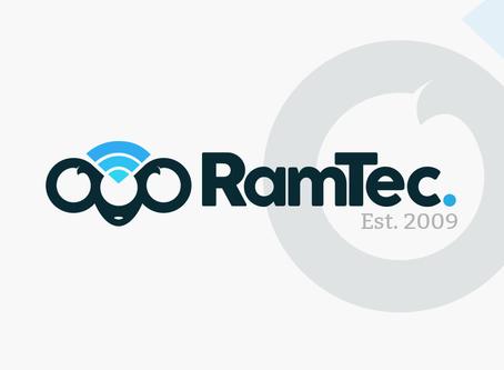 RamTec. Brand Identity Design
